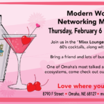 Networking at Modern Work Suites