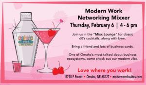 Modern Work Suites & Studios Omaha